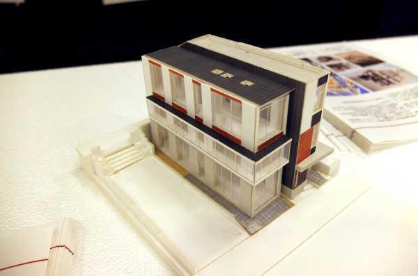 第26回横濱建築祭 模型
